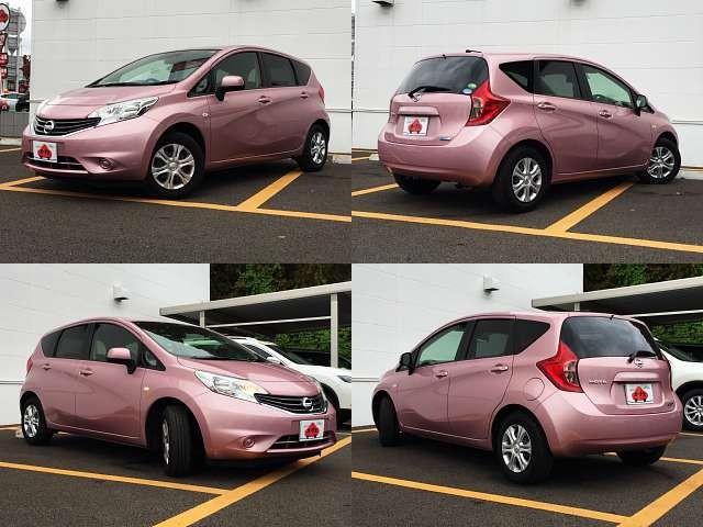 Used 2014 CVT Nissan Note DBA-E12 Image[8]