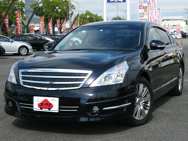Used 2012 CVT Nissan Teana DBA-J32