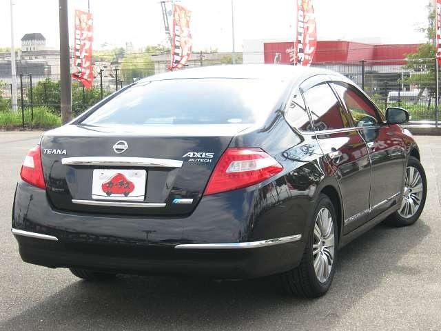 Used 2012 CVT Nissan Teana DBA-J32 Image[2]