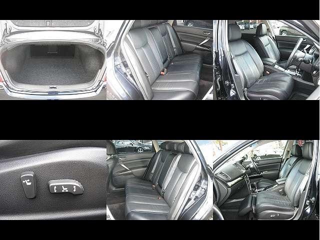 Used 2012 CVT Nissan Teana DBA-J32 Image[6]