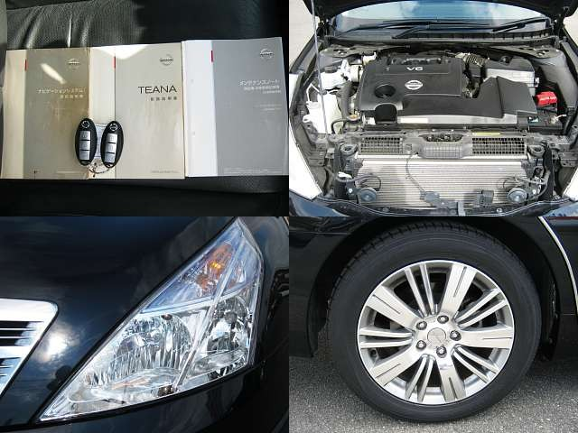 Used 2012 CVT Nissan Teana DBA-J32 Image[7]
