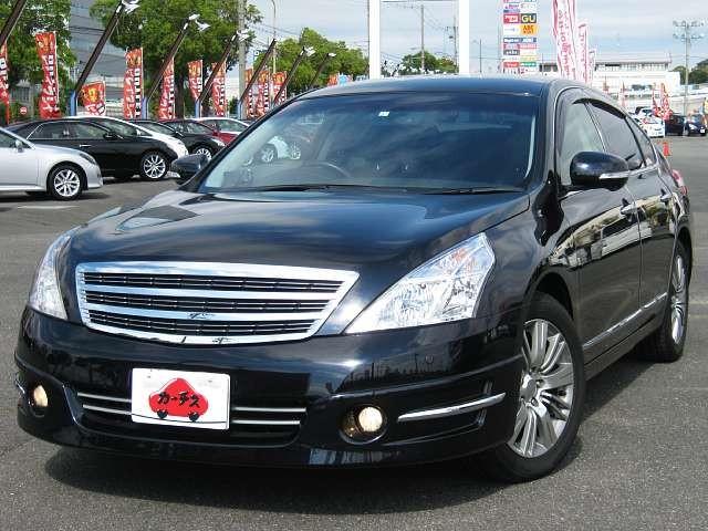 Used 2012 CVT Nissan Teana DBA-J32 Image[9]