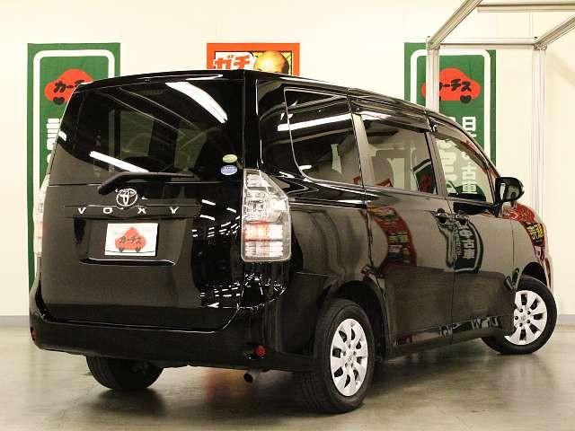 Used 2011 CVT Toyota Voxy DBA-ZRR70G Image[2]