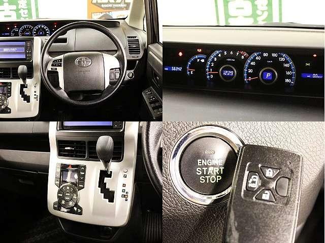 Used 2011 CVT Toyota Voxy DBA-ZRR70G Image[4]