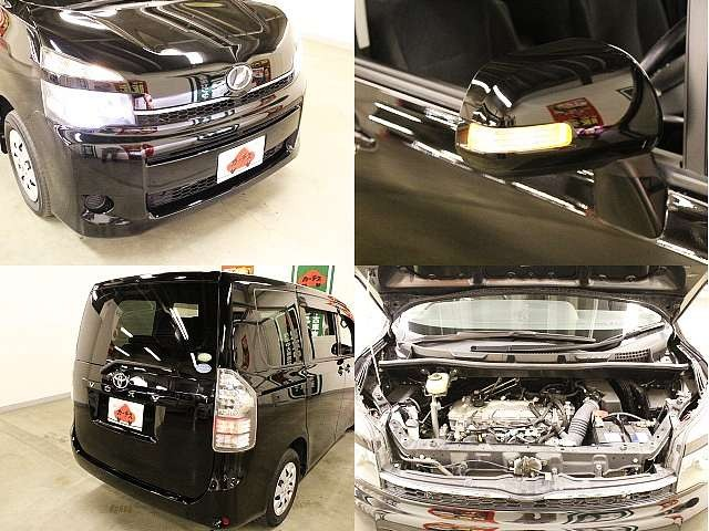Used 2011 CVT Toyota Voxy DBA-ZRR70G Image[8]