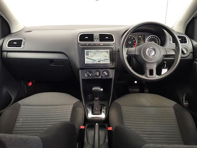 Used 2010 AT Volkswagen Polo DBA-6RCBZ Image[1]