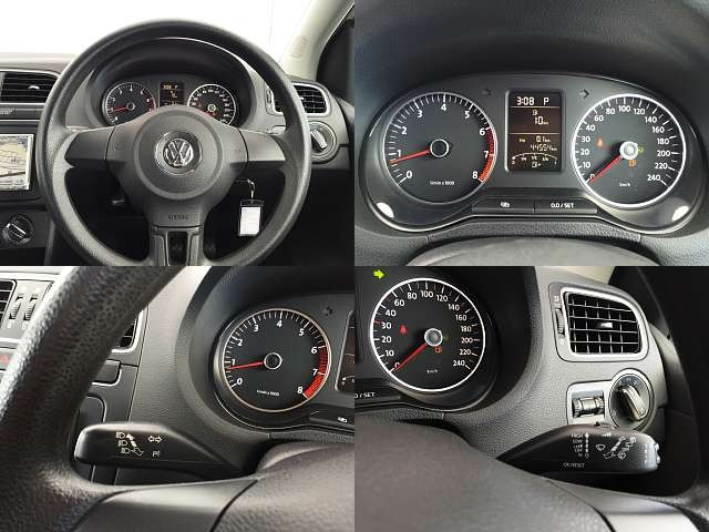 Used 2010 AT Volkswagen Polo DBA-6RCBZ Image[4]