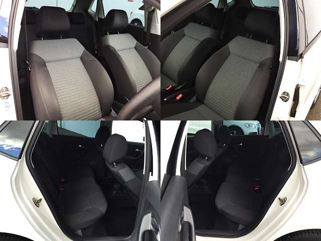 Used 2010 AT Volkswagen Polo DBA-6RCBZ Image[7]