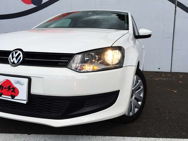 Used 2010 AT Volkswagen Polo DBA-6RCBZ Image[9]