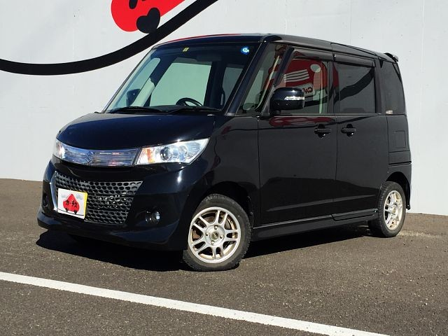 Used 2013 CVT Suzuki Palette SW DBA-MK21S