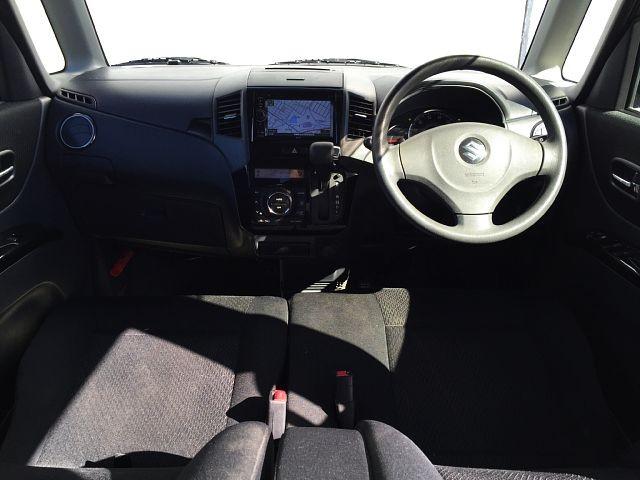 Used 2013 CVT Suzuki Palette SW DBA-MK21S Image[1]
