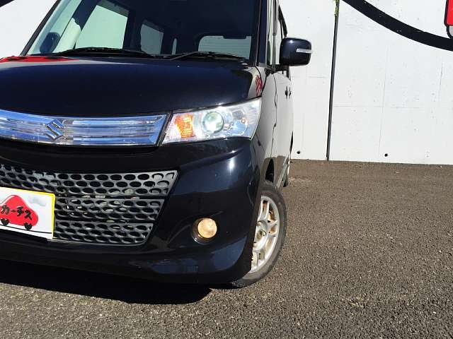 Used 2013 CVT Suzuki Palette SW DBA-MK21S Image[9]