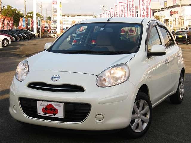 Used 2013 CVT Nissan March DBA-K13 Image[9]