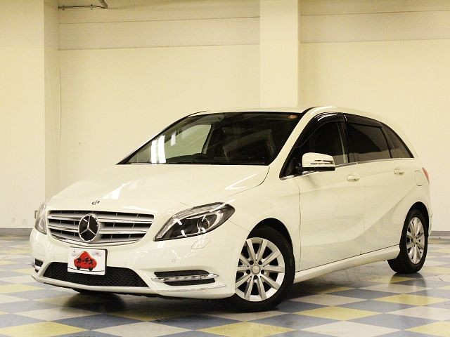 Used 2012 AT Mercedes Benz B-Class DBA-246242