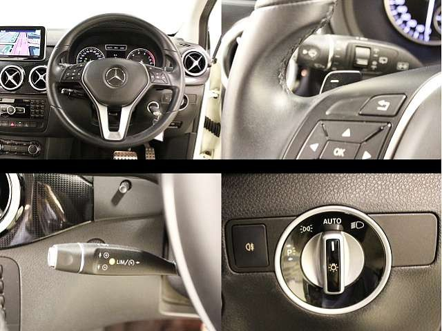 Used 2012 AT Mercedes Benz B-Class DBA-246242 Image[4]