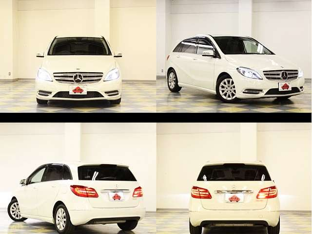 Used 2012 AT Mercedes Benz B-Class DBA-246242 Image[9]