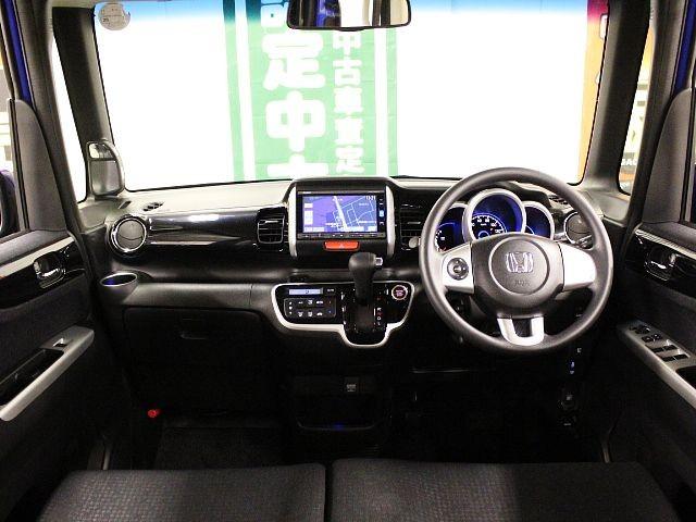 Used 2015 CVT Honda N BOX DBA-JF1 Image[1]