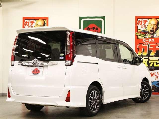 Used 2014 CVT Toyota Noah DBA-ZRR80W Image[2]