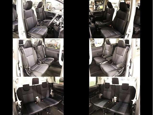 Used 2014 CVT Toyota Noah DBA-ZRR80W Image[7]