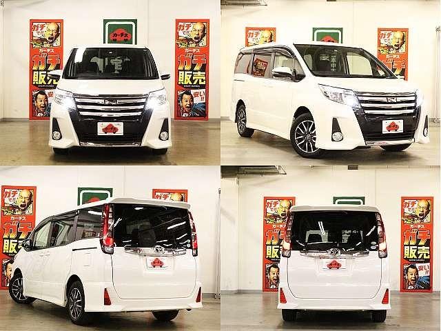 Used 2014 CVT Toyota Noah DBA-ZRR80W Image[9]