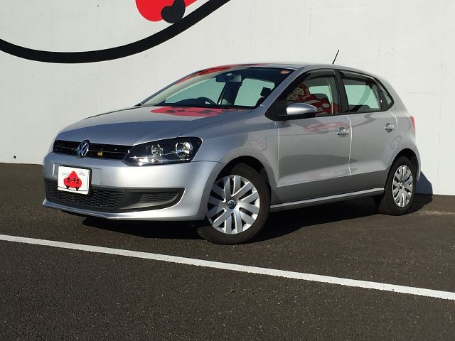 Used 2012 AT Volkswagen Polo DBA-6RCBZ