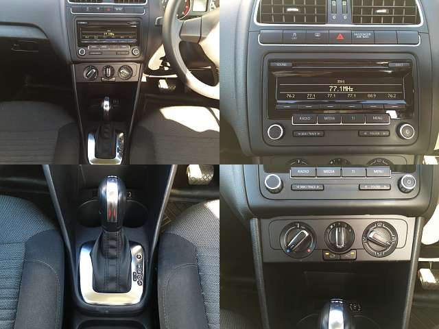 Used 2012 AT Volkswagen Polo DBA-6RCBZ Image[5]
