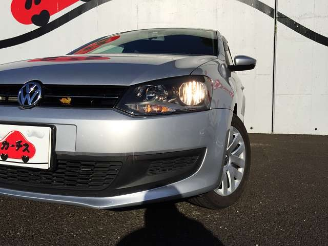 Used 2012 AT Volkswagen Polo DBA-6RCBZ Image[9]