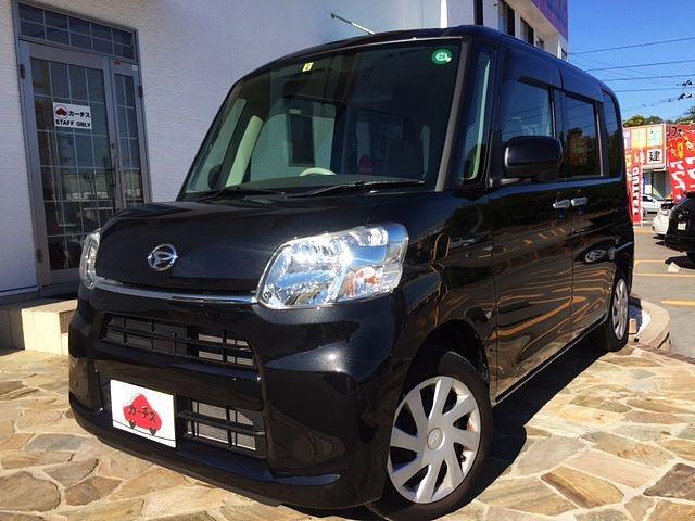 Used 2016 AT Daihatsu Tanto DBA-LA600S
