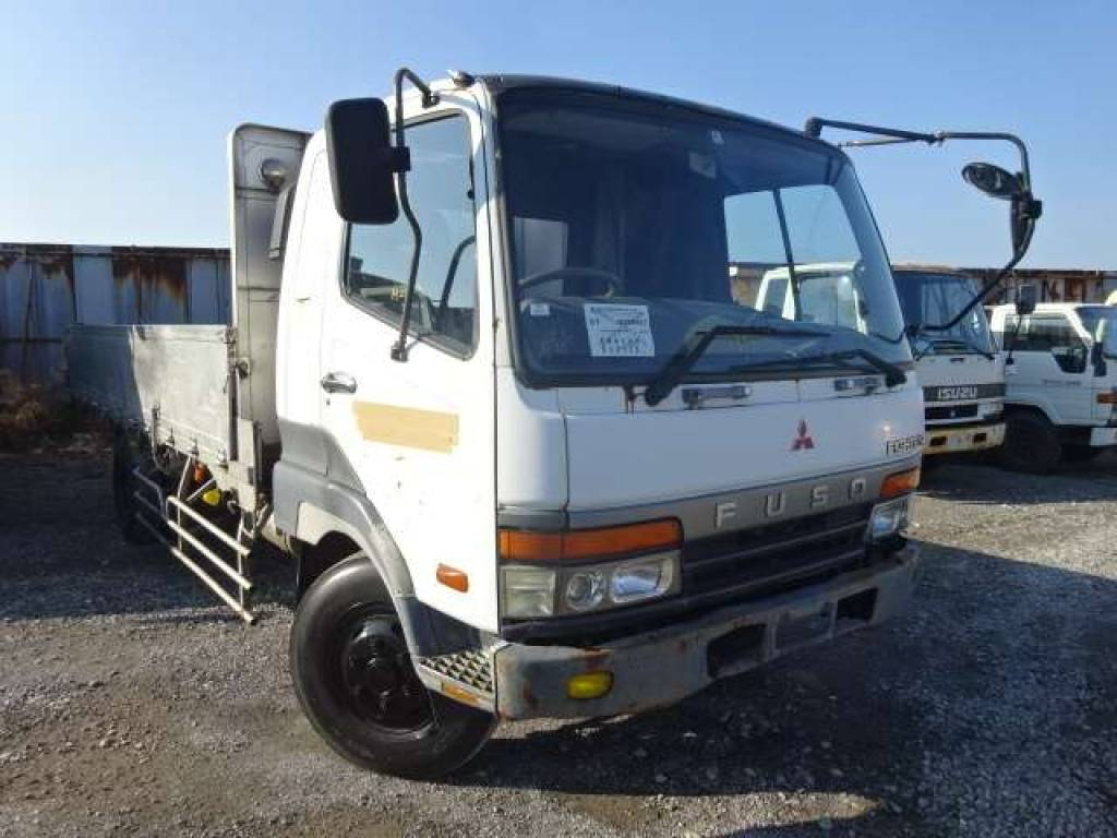 Used 1995 MT Mitsubishi Fuso Fighter FK617H