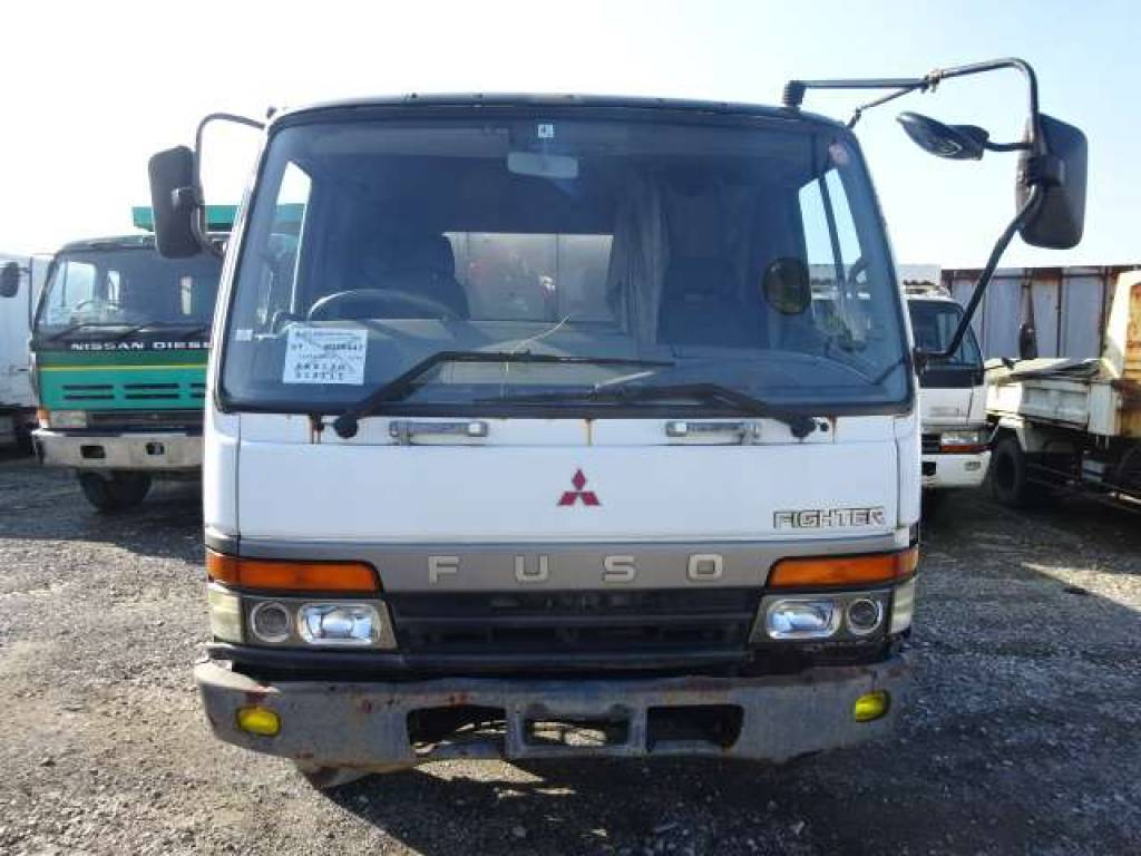 Used 1995 MT Mitsubishi Fuso Fighter FK617H Image[1]