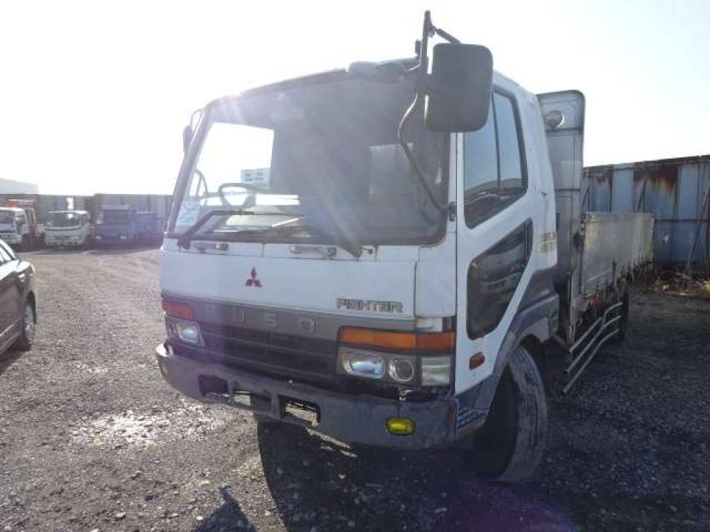 Used 1995 MT Mitsubishi Fuso Fighter FK617H Image[2]