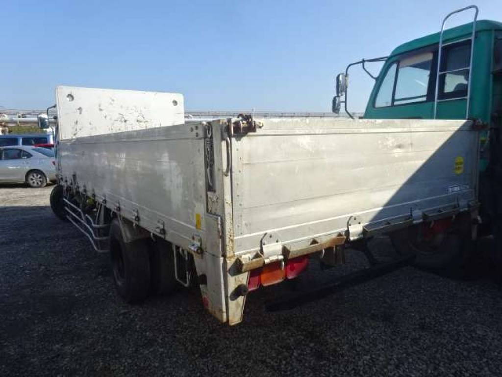Used 1995 MT Mitsubishi Fuso Fighter FK617H Image[3]