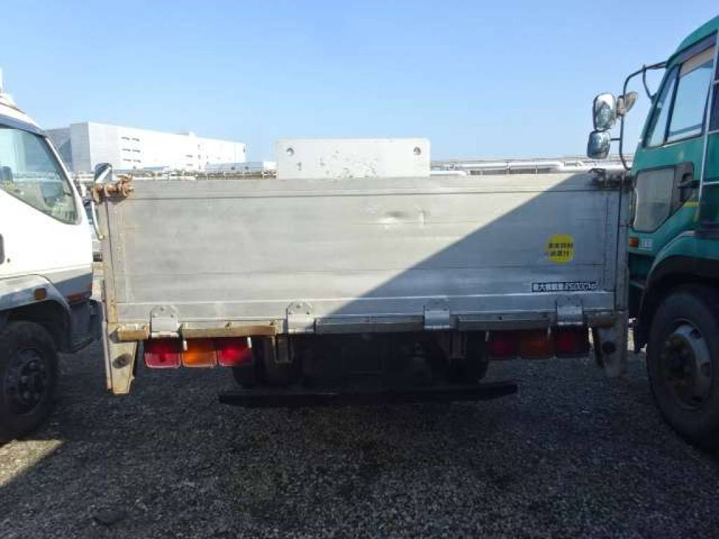 Used 1995 MT Mitsubishi Fuso Fighter FK617H Image[4]
