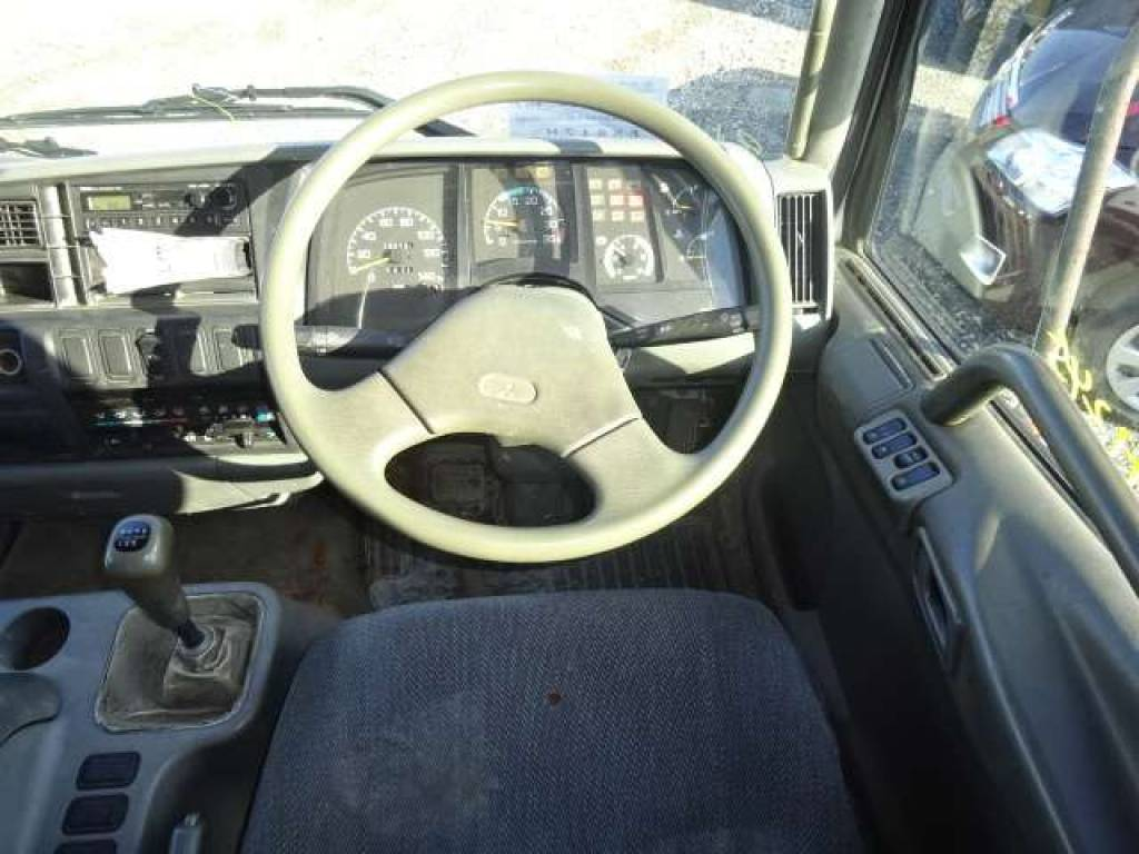 Used 1995 MT Mitsubishi Fuso Fighter FK617H Image[12]