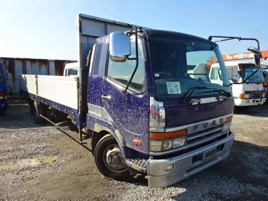 Used 1997 MT Mitsubishi Fighter FK629K