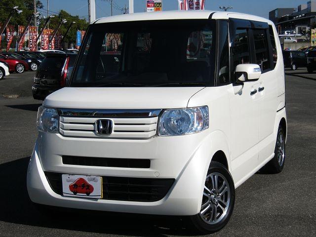 Used 2013 CVT Honda N BOX DBA-JF1