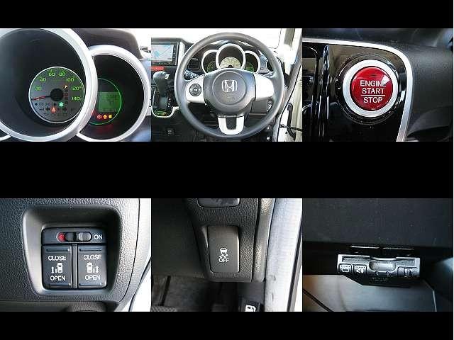 Used 2013 CVT Honda N BOX DBA-JF1 Image[5]