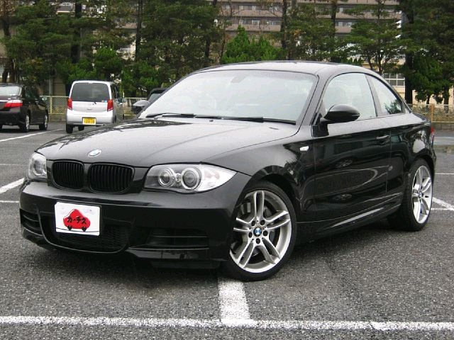 Used 2009 AT BMW 1 Series ABA-UC35