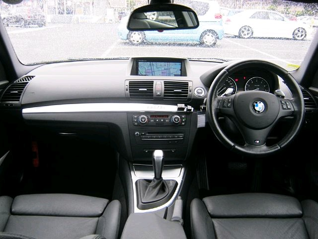 Used 2009 AT BMW 1 Series ABA-UC35 Image[1]