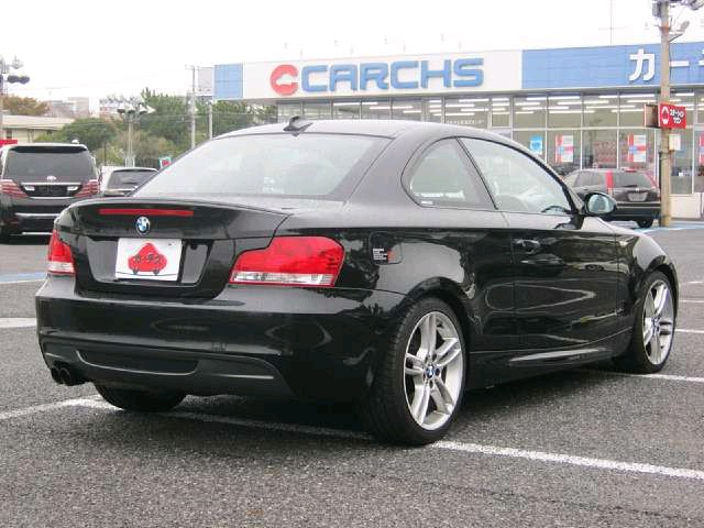 Used 2009 AT BMW 1 Series ABA-UC35 Image[2]