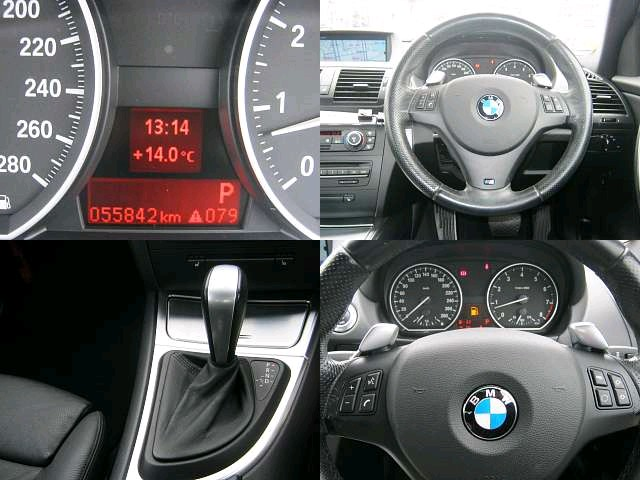 Used 2009 AT BMW 1 Series ABA-UC35 Image[4]