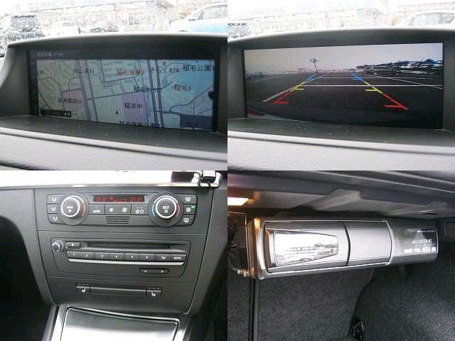 Used 2009 AT BMW 1 Series ABA-UC35 Image[5]