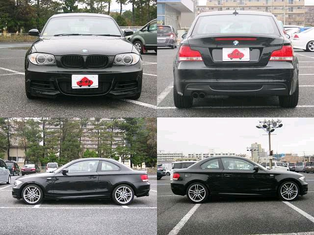 Used 2009 AT BMW 1 Series ABA-UC35 Image[8]