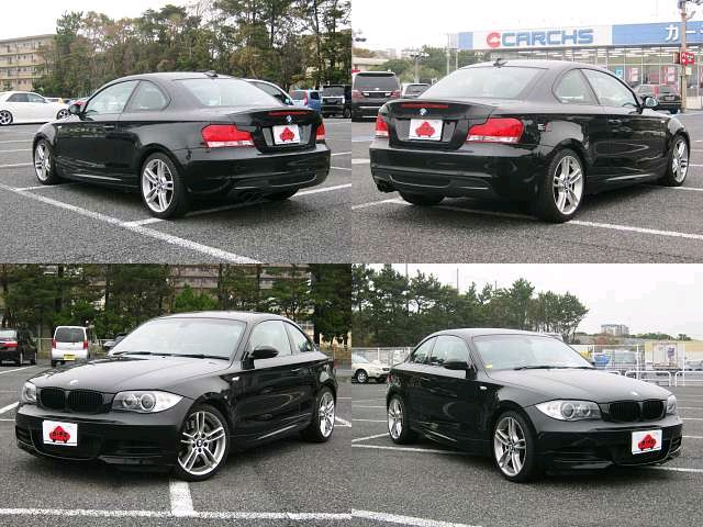 Used 2009 AT BMW 1 Series ABA-UC35 Image[9]