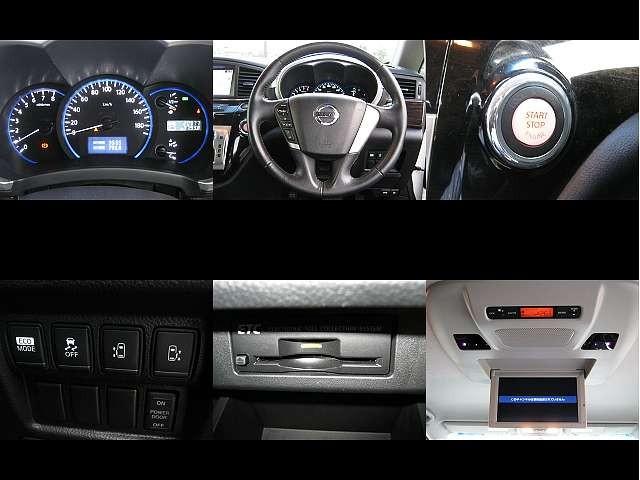 Used 2013 CVT Nissan Elgrand DBA-TE52 Image[5]