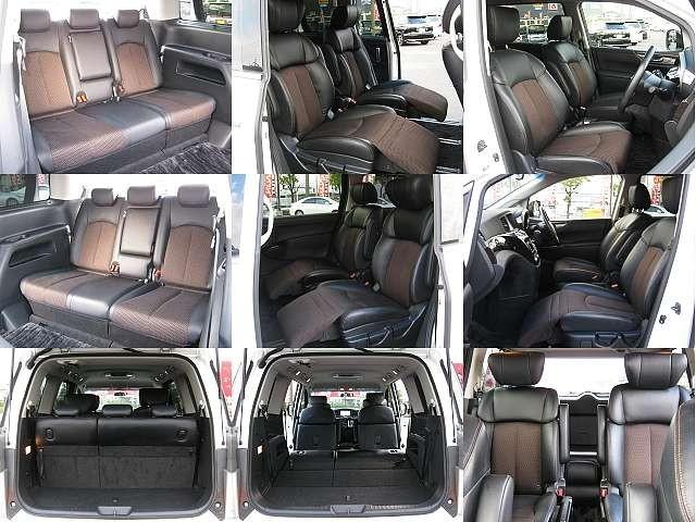 Used 2013 CVT Nissan Elgrand DBA-TE52 Image[6]