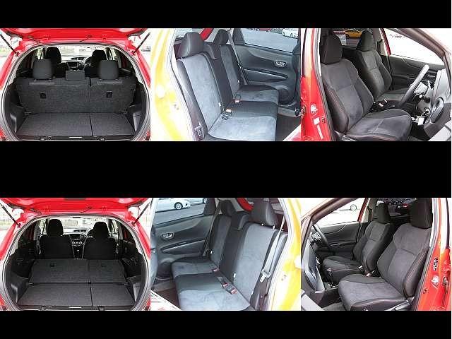 Used 2013 CVT Toyota Vitz DBA-NCP131 Image[6]