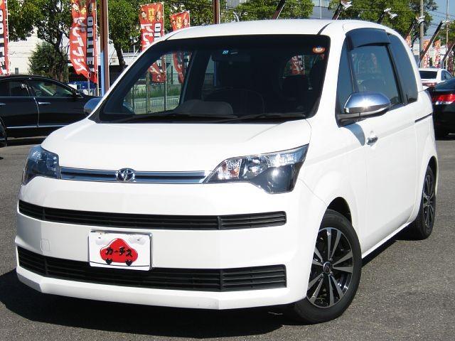 Used 2015 CVT Toyota Spade DBA-NSP141