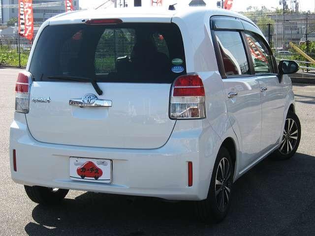 Used 2015 CVT Toyota Spade DBA-NSP141 Image[2]