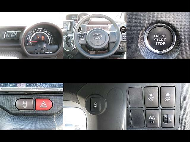 Used 2015 CVT Toyota Spade DBA-NSP141 Image[5]
